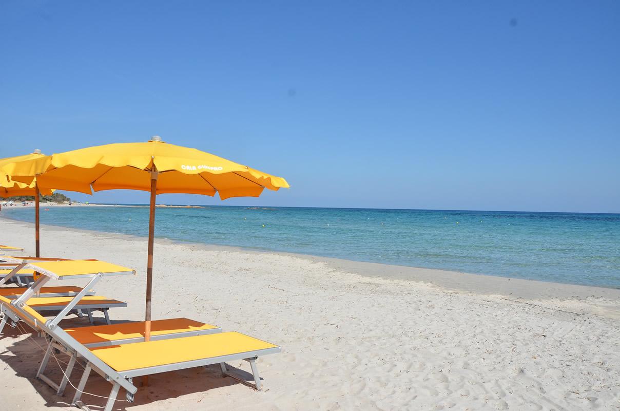 Spiagge italiane da bollino blu for Disegni da camera da spiaggia