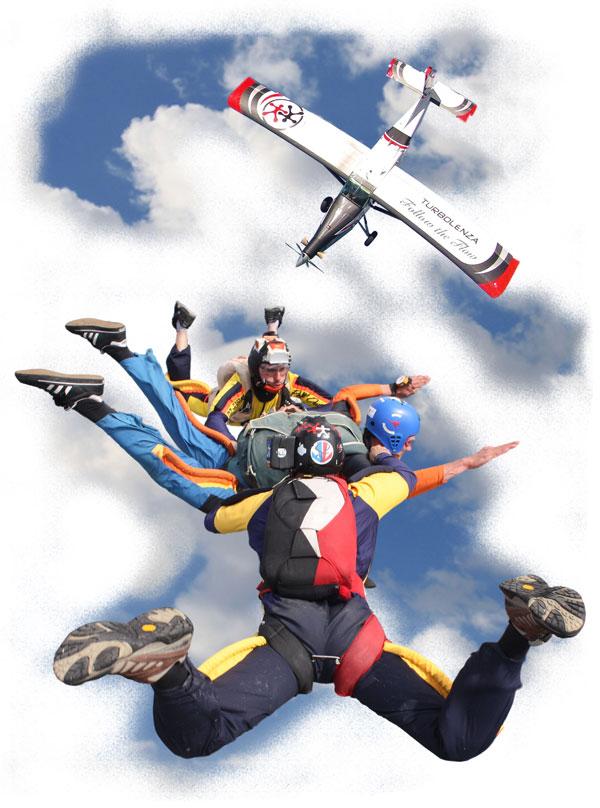Paracadutismo: tutte le discipline