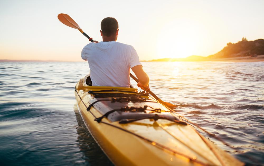 Lago d'Iseo, canoa o barca a vela?